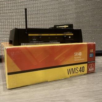 AKG UHF SR40 ISM1